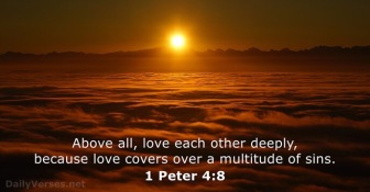 Image result for 1 Peter 4:7-11