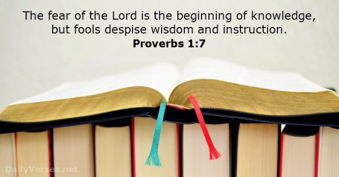 The Way of Wisdom (Proverbs 1:1-7) | The Reel Deal